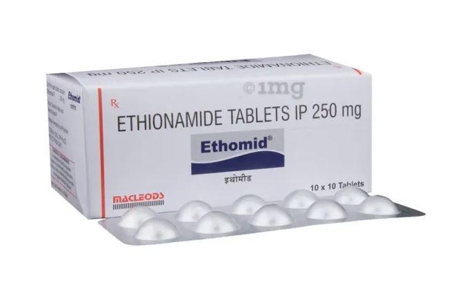Thuốc Ethionamide