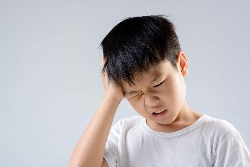 Đột quỵ thiếu máu cục bộ động mạch não ở trẻ em
