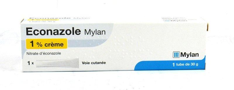 Thuốc Econazole