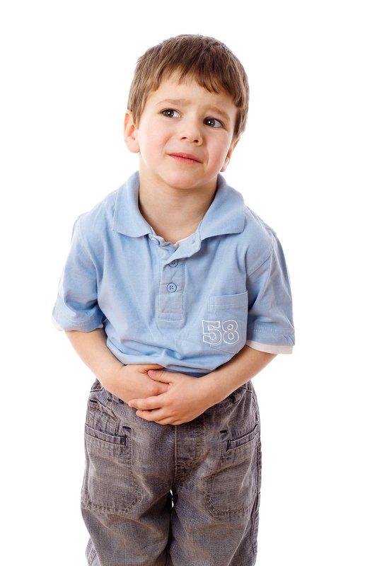 Trẻ gần 7 tuổi đau quanh rốn, chán ăn phải làm gì?