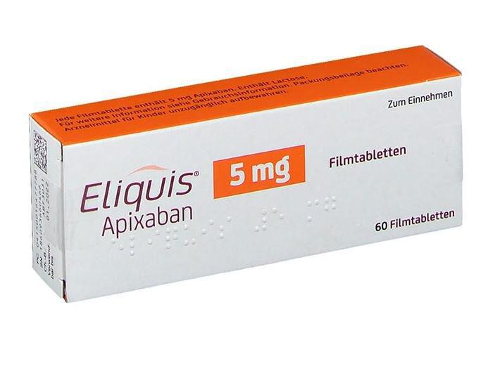 Thuốc Eliquis