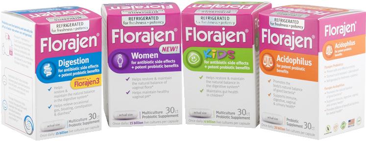 Thuốc Florajen