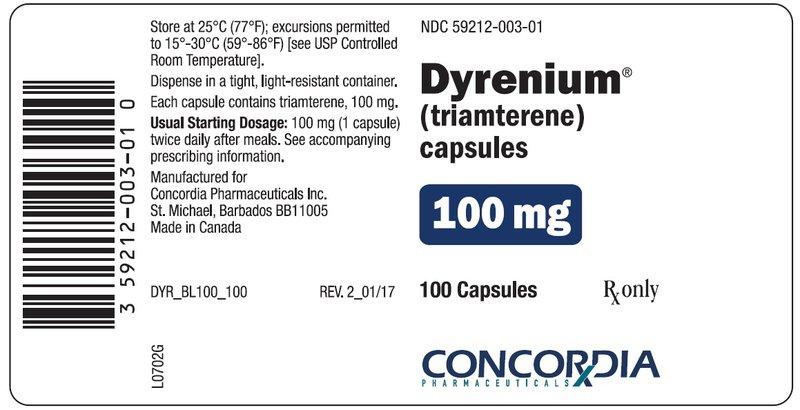 Thuốc Dyrenium