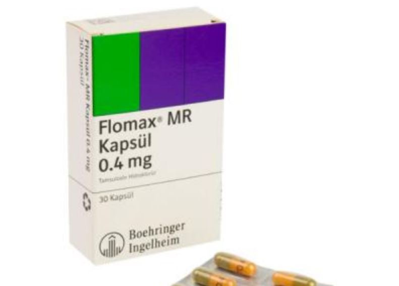 Thuốc Flomax