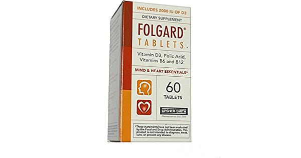 Thuốc Folgard