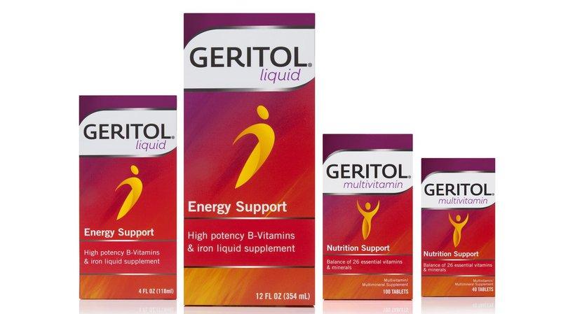 thuốc Geritol