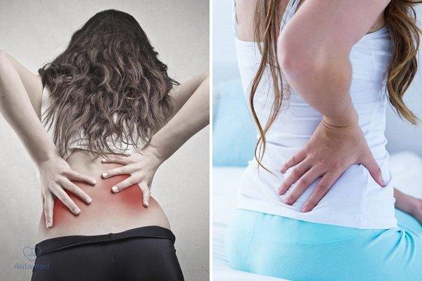 Nguyên nhân đau nhức lưng xuống mắt cá chân sau sinh mổ?