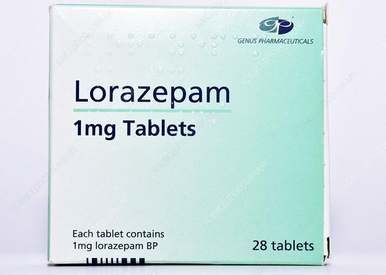 thuốc Lorazepam