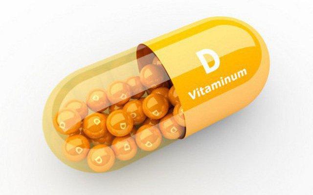 Sự thiếu hụt vitamin D