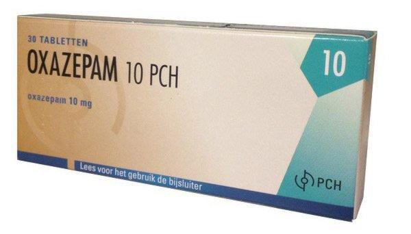 Thuốc Oxazepam