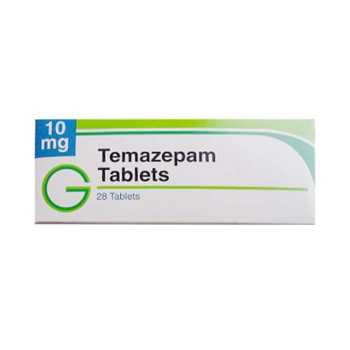 Thuốc Temazepam