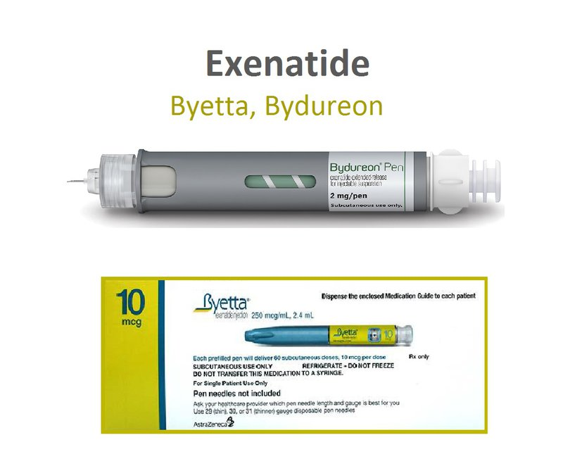 Thuốc Exenatide