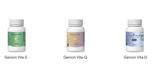 thuốc  Genicin