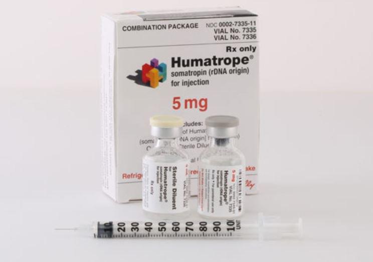 Thuốc Humatrope