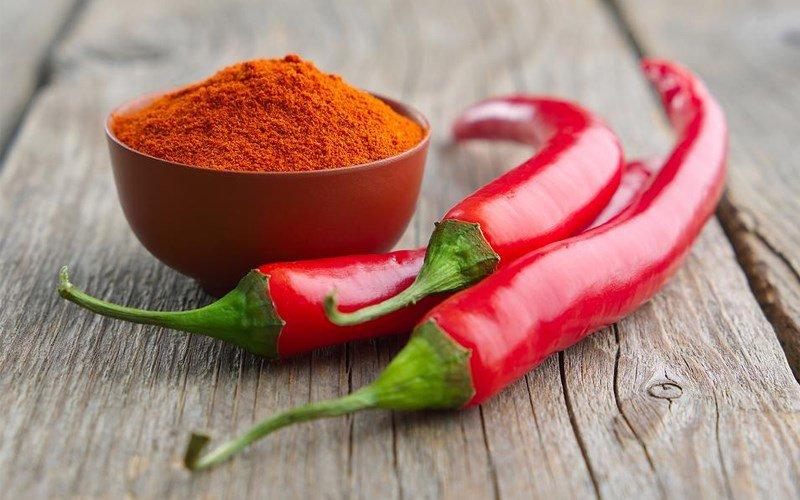 8 lợi ích ấn tượng của ớt Cayenne đối với sức khỏe