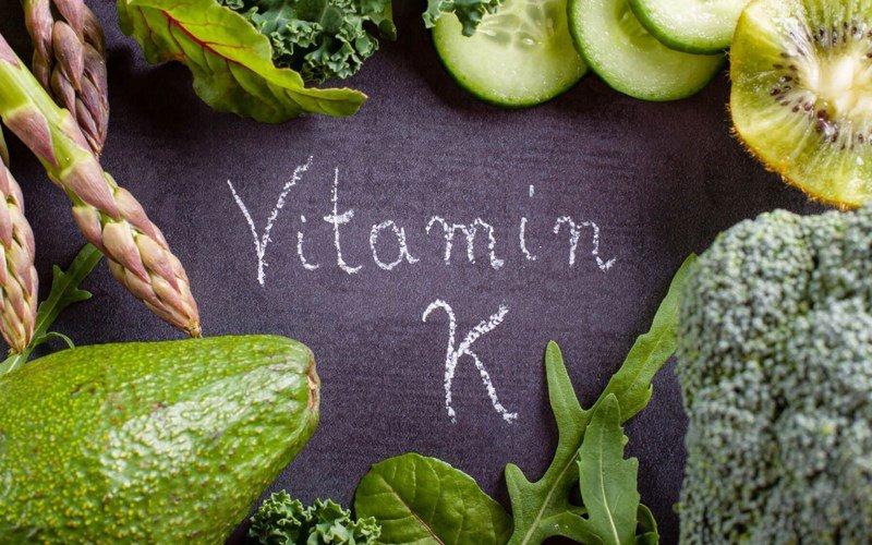 Bổ sung vitamin K