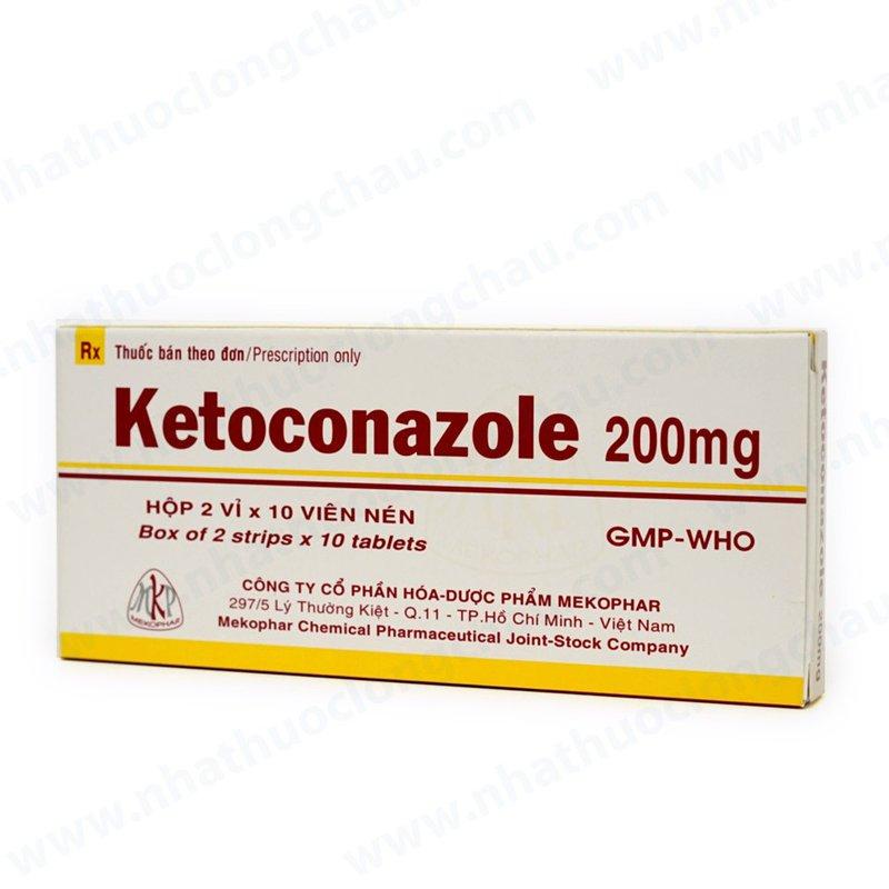 Thuốc Ketoconazole