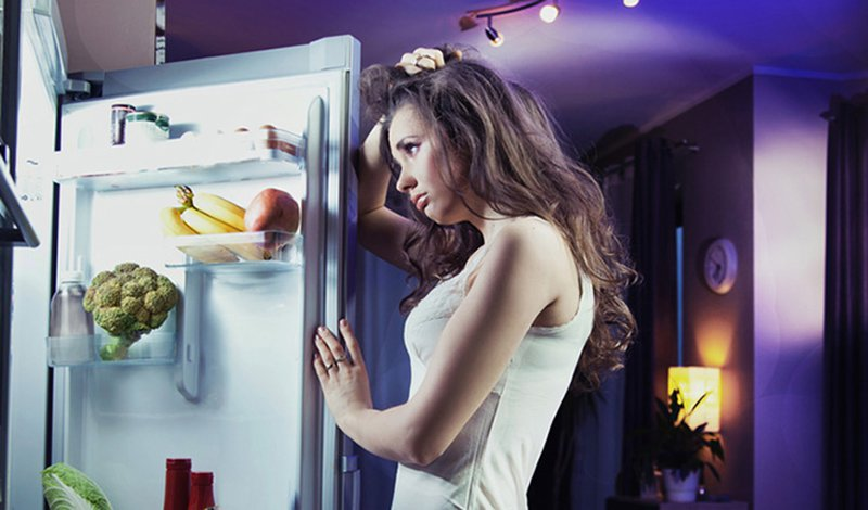 ăn trước khi ngủ