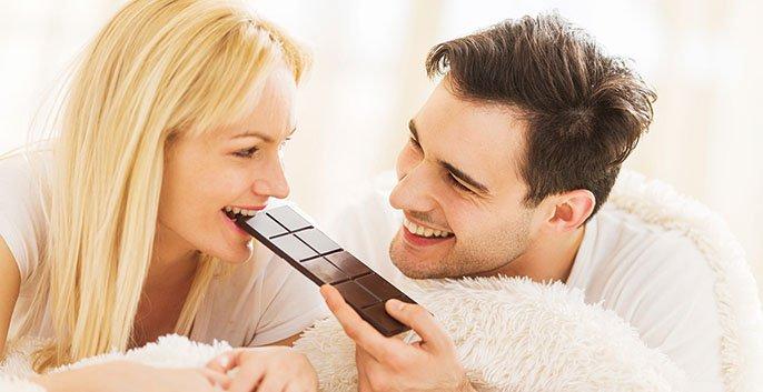 Ăn socola có giúp tăng ham muốn tình dục?