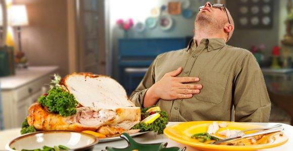 7 cách ảnh hưởng tới cơ thể nếu ăn quá nhiều
