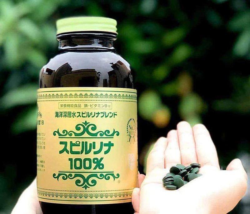 Uống cùng lúc cùng bột Collagen DHC và tảo xoắn của Nhật Bản được không?