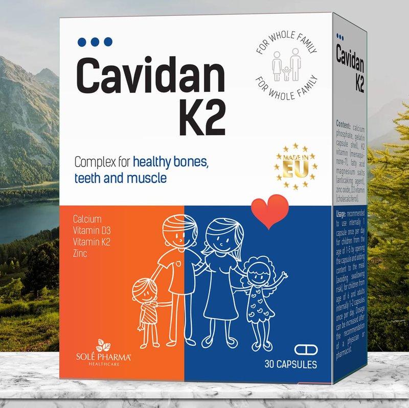 Cavidan K2