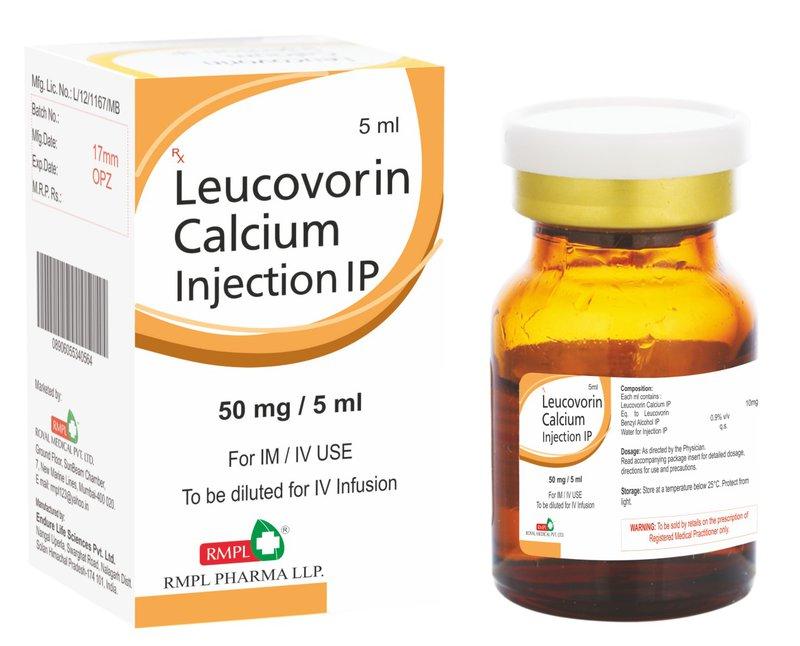 Thuốc Leucovorin Calcium: Công dụng, chỉ định và lưu ý khi dùng