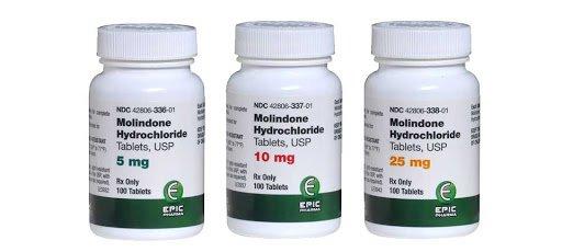 Thuốc Molindone HCL: Công dụng, chỉ định và lưu ý khi dùng