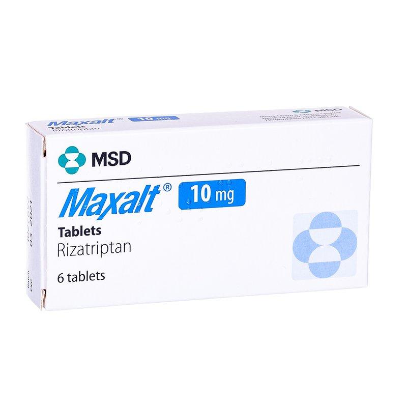Thuốc Maxalt: Công dụng, chỉ định và lưu ý khi dùng