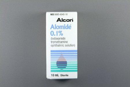 Lodoxamide Tromethamine