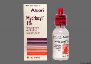 Thuốc Mydriacyl