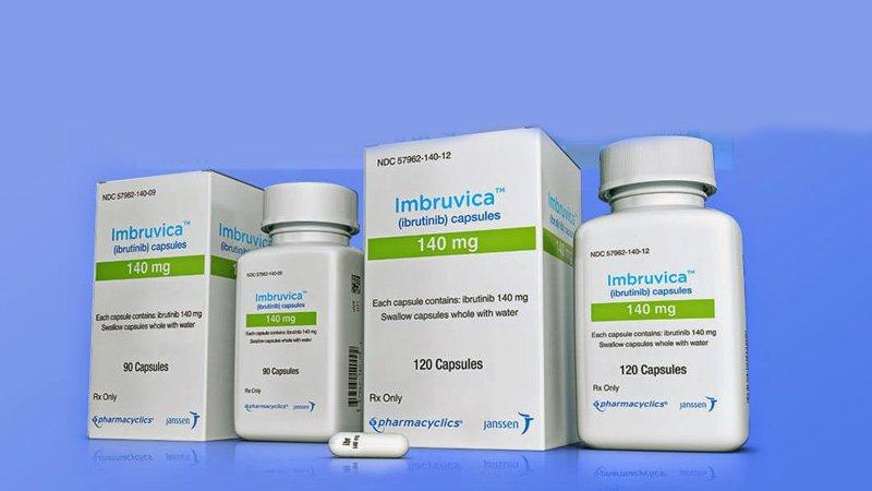 Thuốc Ibrutinib