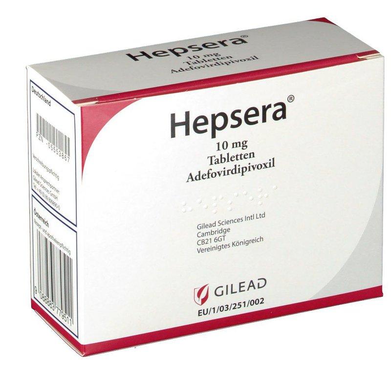 Thuốc Hepsera
