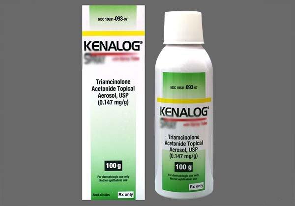 Thuốc Kenalog Aerosol