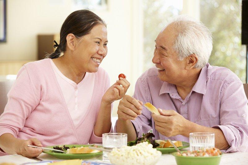 Dinh dưỡng cho bệnh nhân sau đột quỵ