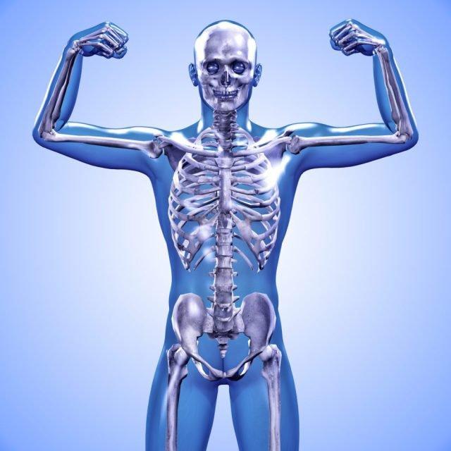 chắc khỏe xương