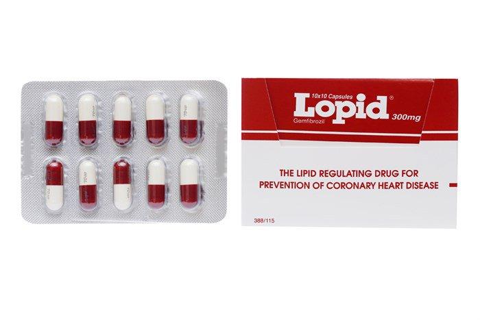 Thuốc lopid