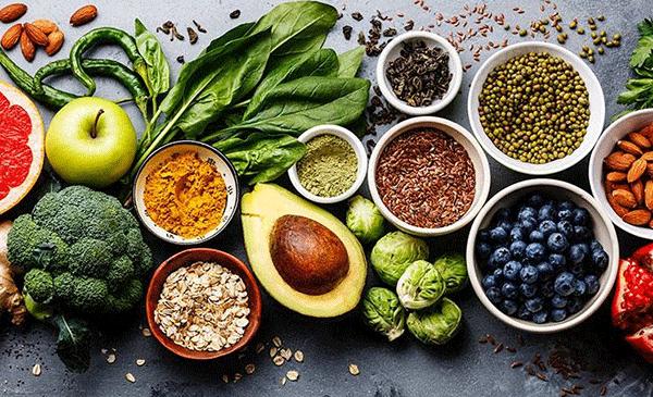 thực phẩm có nguồn gốc thực vật