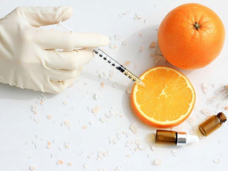 Tác dụng của vitamin C