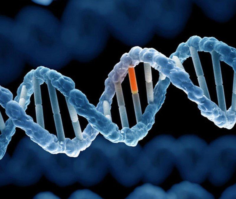Trẻ bị đột biến gen