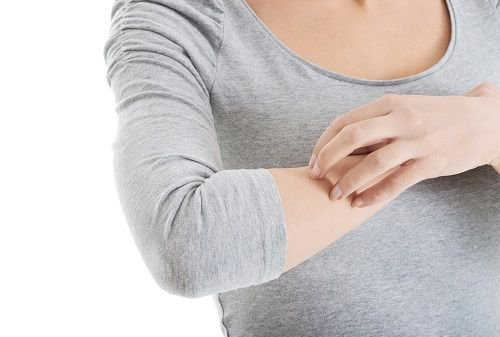ngứa brachioradial