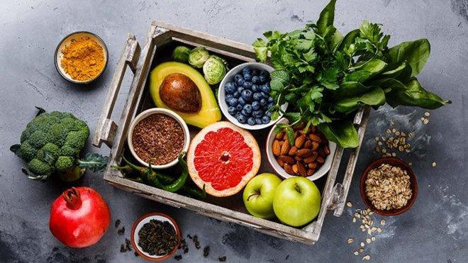 thực phẩm tăng cường sức khỏe