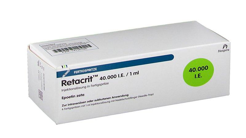 Thuốc Retacrit