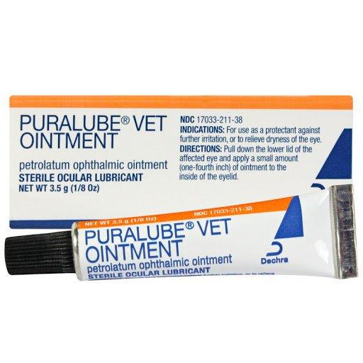 Puralube là thuốc gì