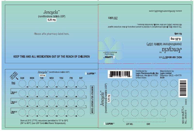 Thuốc Jencycla: Công dụng, chỉ định và lưu ý khi dùng