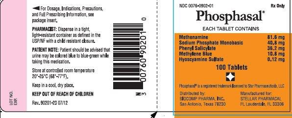 Thuốc Phosphasal: Công dụng của thuốc, chỉ định và lưu ý khi dùng thuốc