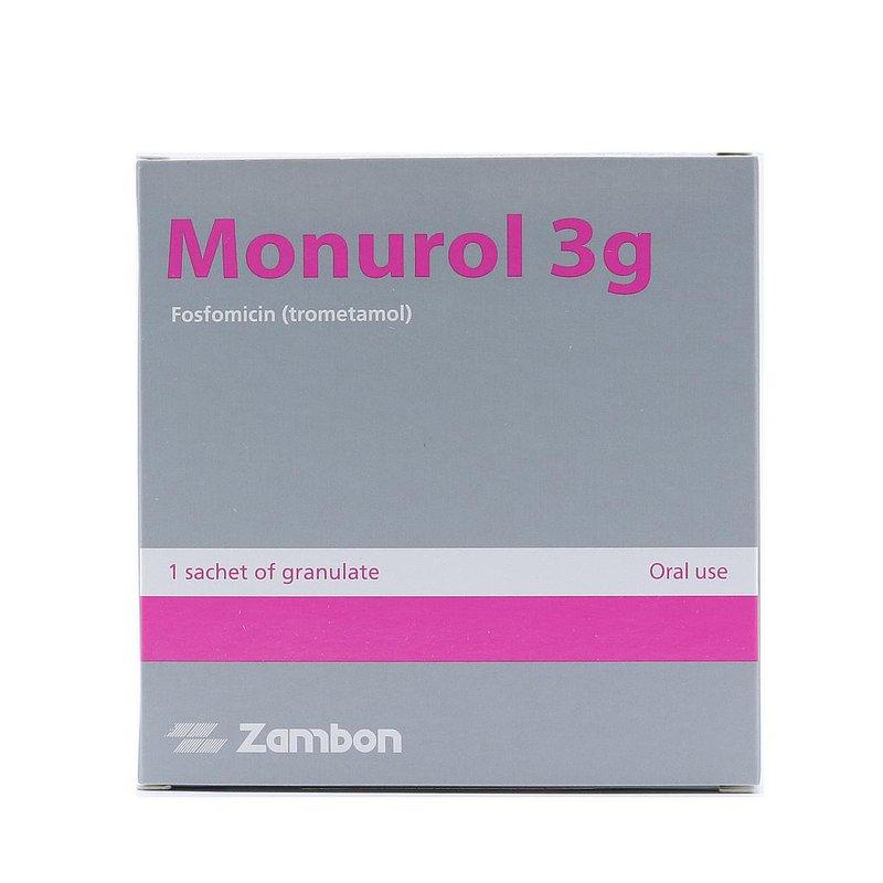 Thuốc Monurol: Công dụng, chỉ định và lưu ý khi dùng
