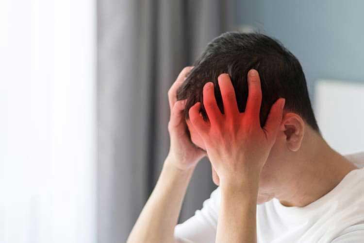 Đau nhức đầu vào ban đêm, huyết áp tăng có sao không?