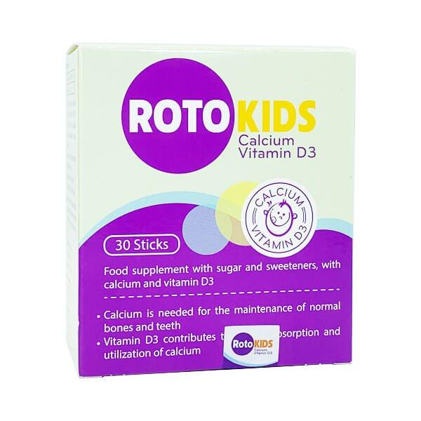 Liều lượng và thời gian cho trẻ hơn 1 tuổi dùng Roto kids?