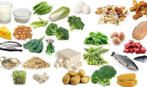thực phẩm tốt cho sinh lý